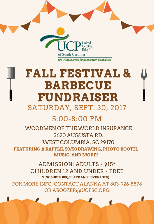 fall festival and barbecue